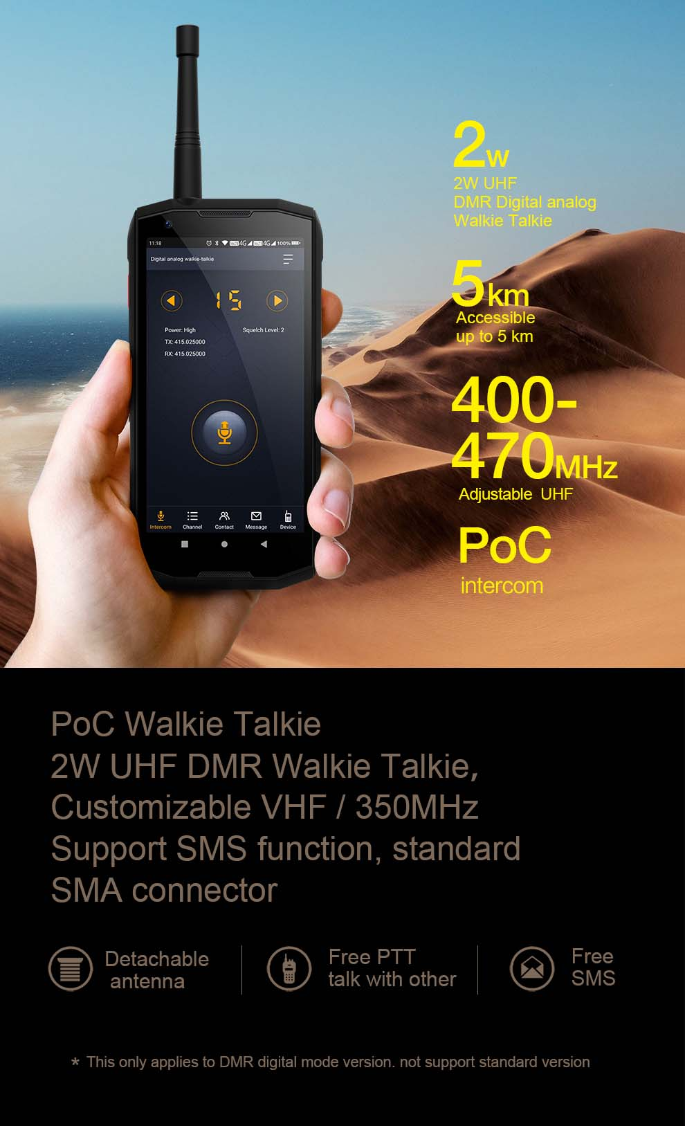 Conquest S12 Pro Rugged Smartphone 9