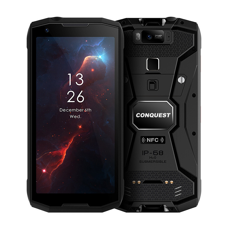 Conquest S12 Pro Rugged Smartphone 1