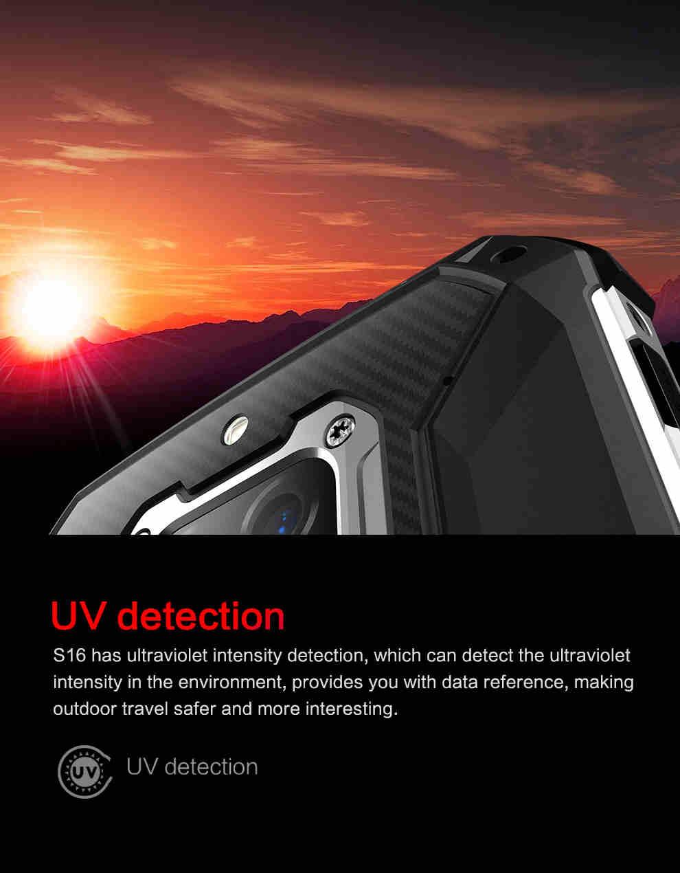 Conquest S16 ATEX Rugged Smartphone 9