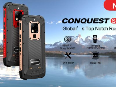 Conquest-s16-best-rugged-smartphones-reviews-2020